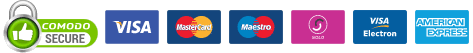 credit card logos and payment methods
