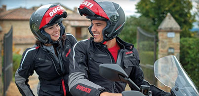 Ducati Riding Wear and Safety Gear