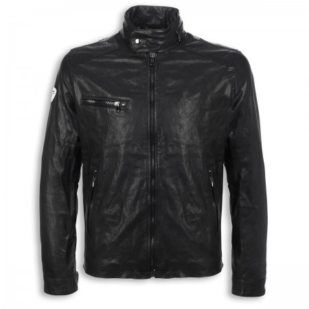 Ducati Metropolitan SS14 Leather Jacket