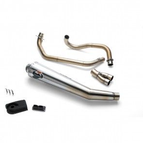 Ducati Complete 2 Into 1 Exhaust System