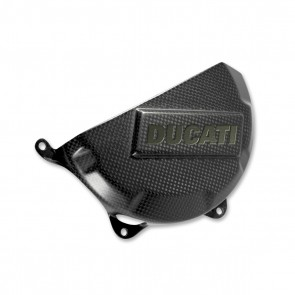 Ducati Ducati Corse Carbon Cover for Clutch Case
