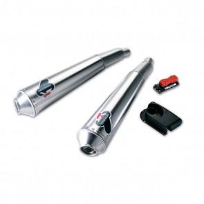 Ducati Homologated Silencers Kit  Gt1000
