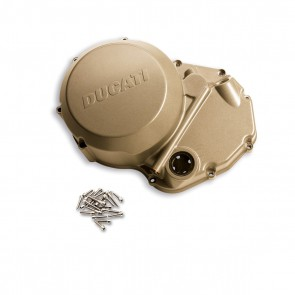 Ducati Magnesium Clutch-Side Casing for Wet Clutch