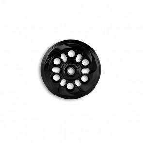 Ducati Self-Ventilated Clutch Pressure Plate - Black