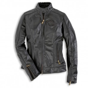 Ducati Womens Legend Leather Jacket