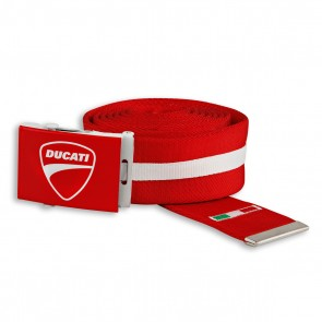 Ducati Company Belt