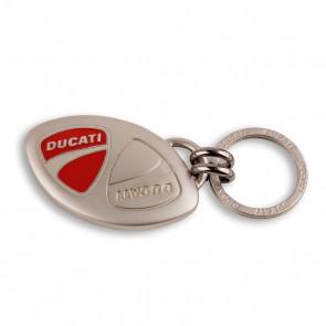 Ducati Company Metal Keyring