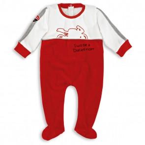 Ducati Corse Baby Sleepsuit