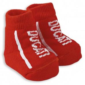Ducati Company Baby Ankle Socks