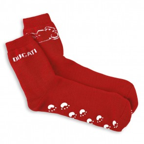 Ducati Company Kids Nonslip Socks