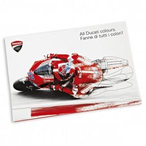 Ducati Corse Colouring Book