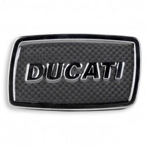 Ducati Carbon Fiber Buckle