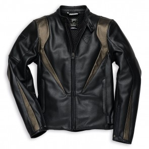 Ducati Diavel Tech Leather Jacket