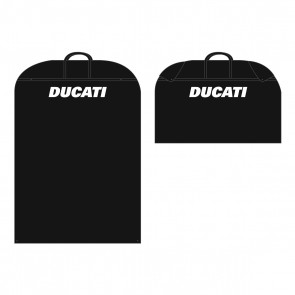 Ducati Leather Suite Bag