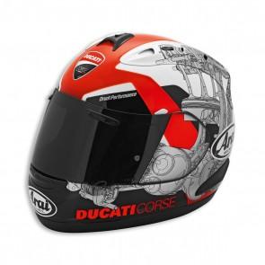 Ducati Corse 14 Full-Face Helmet