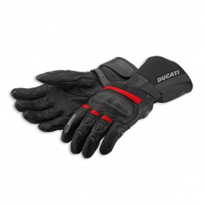 Ducati Tour C2 Fabric-Leather Gloves