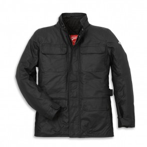 Ducati Logo 14 Fabric Jacket