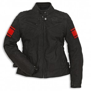 Ducati Womens Classic C2 Leather Jacket