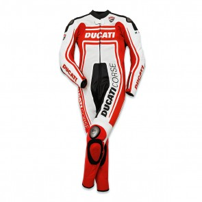 Ducati C2 One-Pc Leather Racing Suit