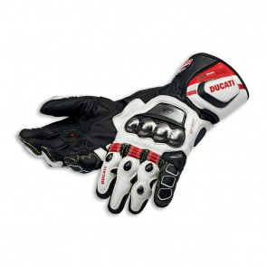Ducati Leather Gloves Ducati Corse C2