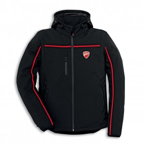 Ducati Fabric Jacket Redline