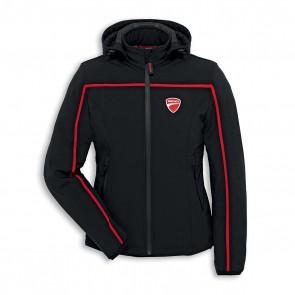 Ducati Womens Fabric Jacket Redline