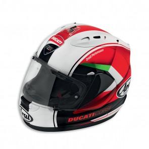 Ducati Full-Face Helmet Red Arrow