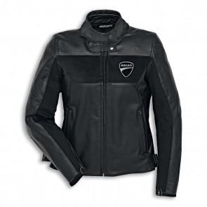 Ducati Ladies Leather Jacket Company C2