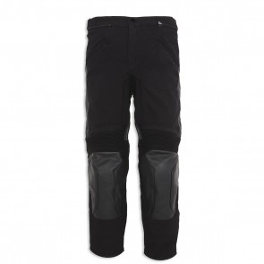 Ducati Fabric-Leather Trousers Company C2
