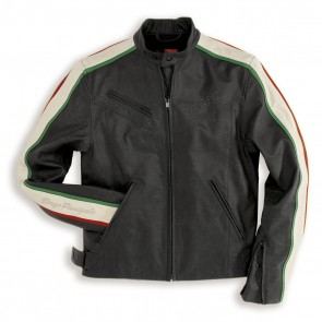 Ducati Panigale Leather Jacket