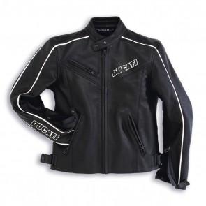 Ducati Nero Leather Jacket