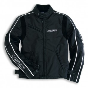 Ducati Nero Fabric Jacket