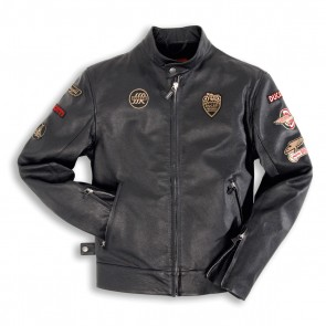 Ducati Historical 09 Leather Jacket