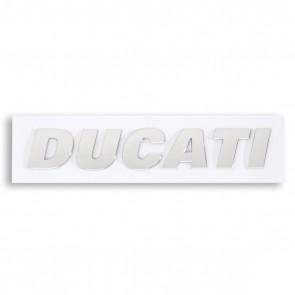 Ducati Logo Sticker (15Cm)