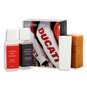 Ducati Leather Care Kit