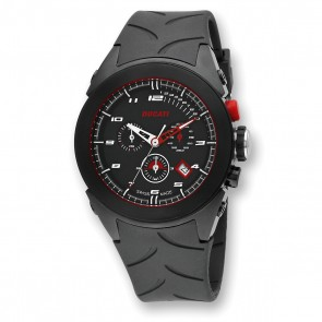 Ducati All Black Quartz Watch