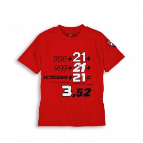 Ducati Baylistic Math Kid T-Shirt