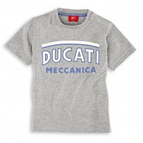 Ducati Kids Meccanica Short-Sleeved T-Shirt