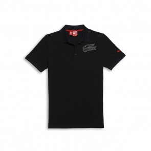 Ducati Heritage Polo Shirt Short-Sleeved