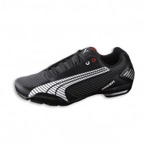 Ducati Black Testastretta Iii Sneakers