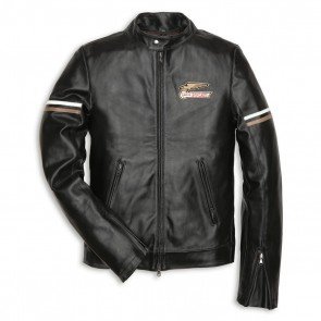 Ducati 60S Leather Jacket