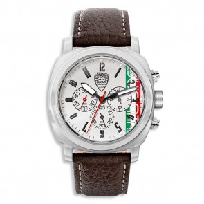 Ducati Retrò Watch With Quartz Chronograph