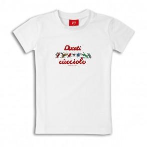 Ducati Kids Cucciolo T-Shirt Graphic