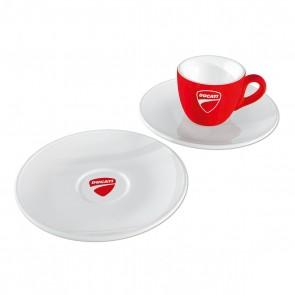 Ducati Company 14 Set 6 Of Small Coffee Cups