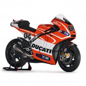 Ducati Replica GP13 Dovizioso Bike Model