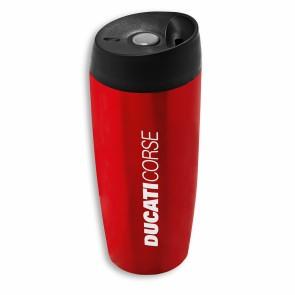 Ducati Corse Coffee Tumbler