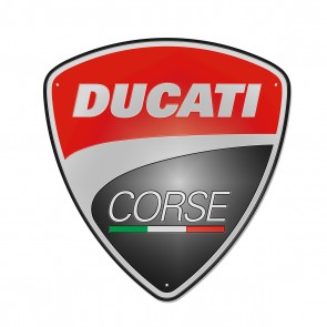Ducati Corse Metal Insignia