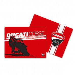 Ducati Racing Breakfast Place Mats