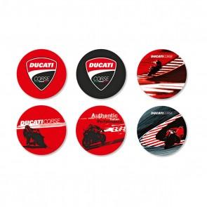 Ducati Corse Drink Coasters