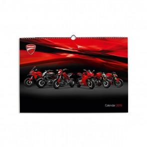 Ducati 2015 Calendar
